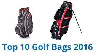 10 Best Golf Bags 2016