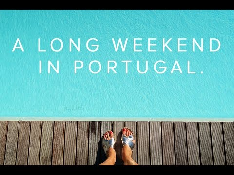 MACDONALD MONCHIQUE RESORT & SPA- A LONG FAMILY WEEKEND IN PORTUGAL