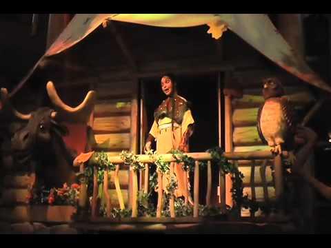 Great Wolf Lodge Animatronic Show Youtube