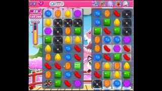 Candy Crush Saga Level 375 - 3 Stars No Boosters