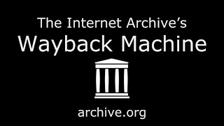 Download How to use the Wayback Machine