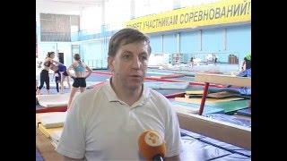 Спортивная гимнастика в Курске