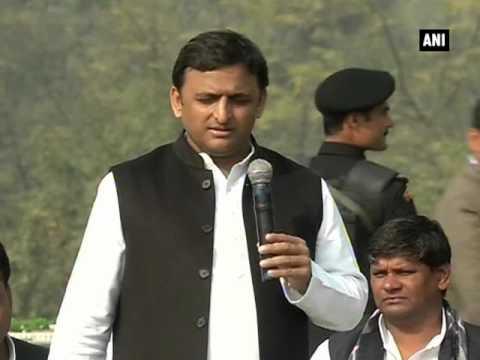 Development provides employment: Akhilesh Yadav