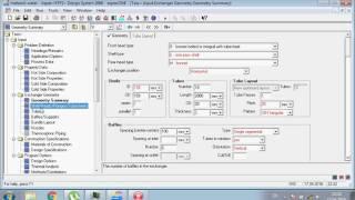 Поверочный расчет теплообменника в Aspen Tasc+(, 2016-04-17T20:05:17.000Z)