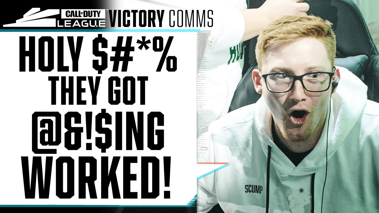 Scump STREAKS for the Dub as NYSL CLUTCH Up! | Victory Comms — Stage IV Weeks 1-2