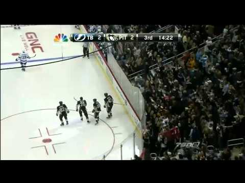 Evgeni Malkin scores an AMAZING goal on Anders Lindback . Mar 4, 2013