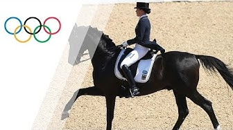 Dressur Olympia 2021 Live