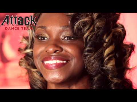 ARIONA Jacksonville Sharks Attack Dancer Of The Week PNK Video Productions