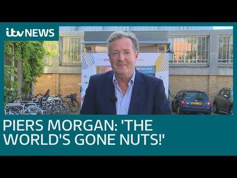 Piers Morgan: 'The