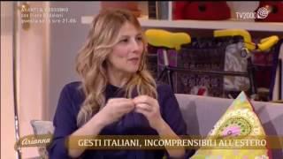 """Luca Vullo ospite a """"Ci vediamo da Arianna"""" su TV2000  1 marzo 2017"""