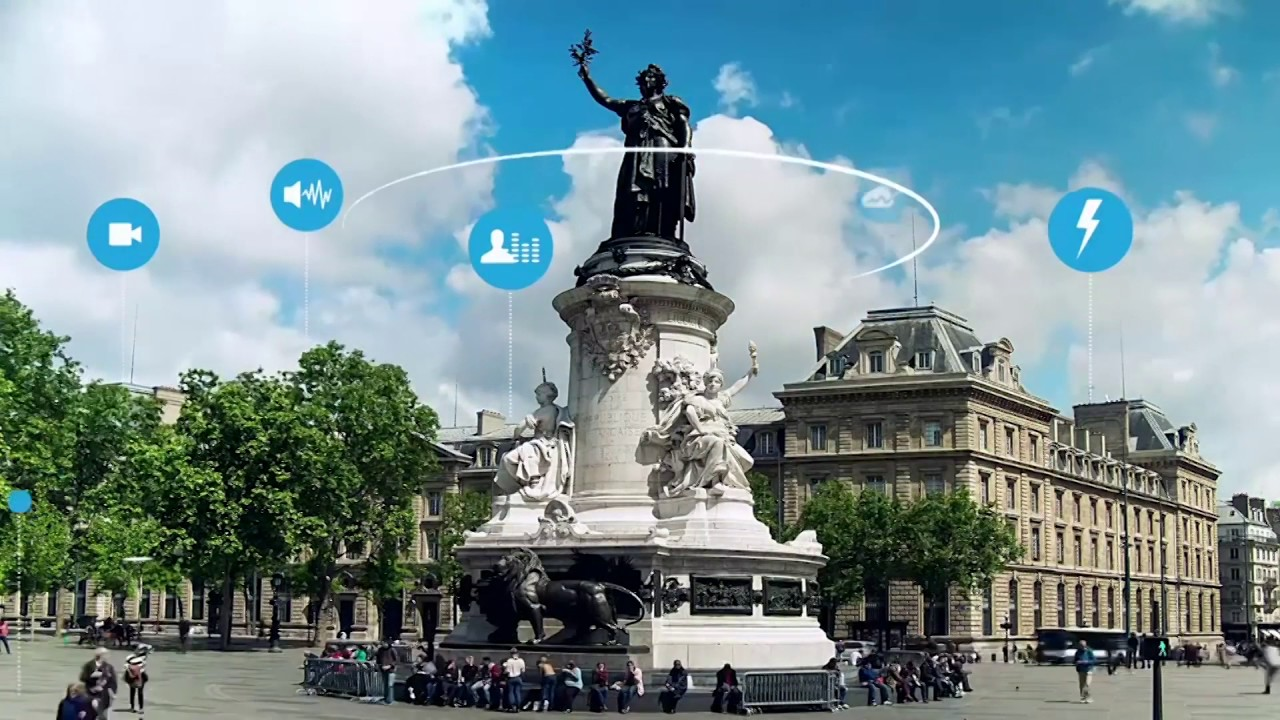 Image result for L'expérimentation Place de la Nation à Paris