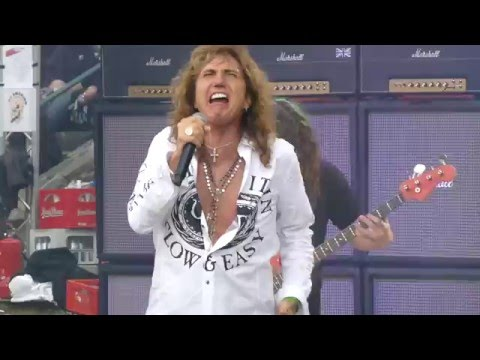 Whitesnake  Still of the night  @ HiRock Festival Loreley 030613