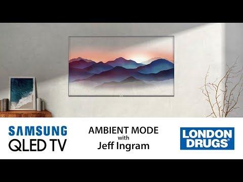 Download Samsung 4k Qled Tv Ambient Mode Demo MP3, MKV, MP4