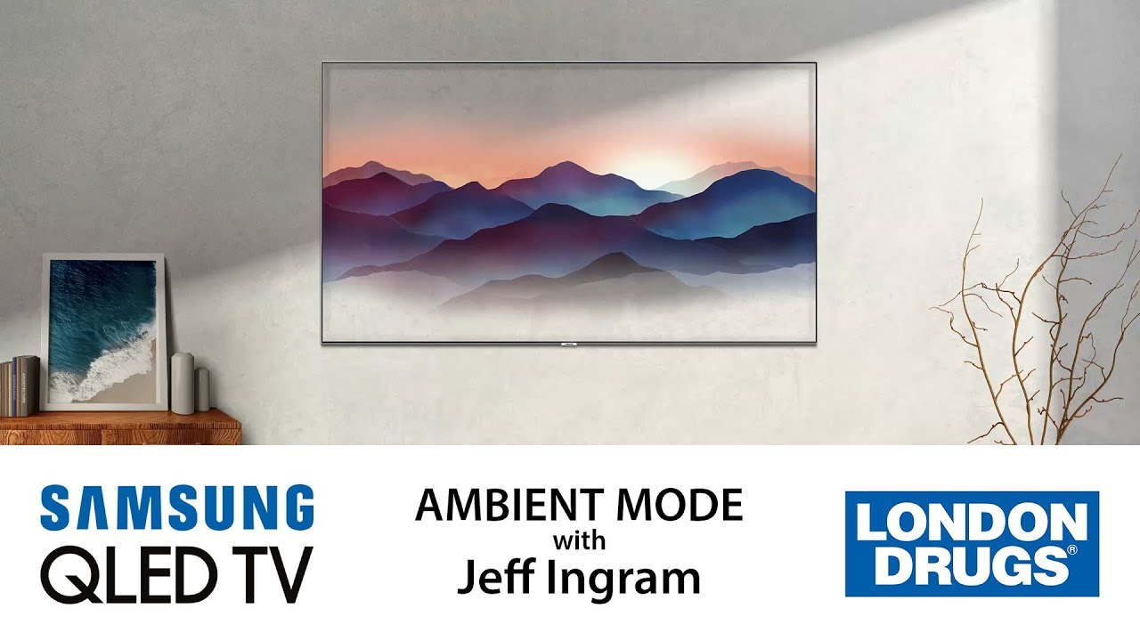 Samsung QLED TV: What is Ambient Mode and how to use it?