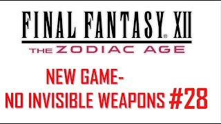 Final Fantasy XII The Zodiac Age - New Game Minus Walkthrough Part 28