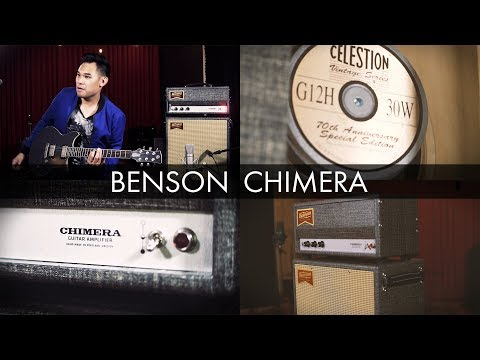 Benson Chimera Amplifier Head & 2x12 Cabinet