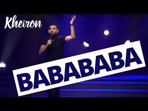 Babababa - 60 minutes avec Kheiron