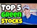 Top 5 Stock I'm Trading This Week For Beginners   September 2018