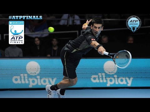 Djokovic Downs Federer In 2012 London Finale Classic Moment