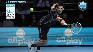 Djokovic Downs Federer In 2012 London Finale Classic Moment