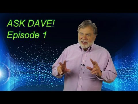 Ask Dave Episode 1: Antenna Analyzers
