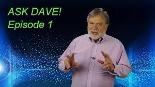 Ask Dave Episode 1: Antenna Analyzers