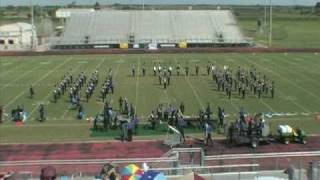 grulla high school marching band october 2 2010 deep river marching showcase