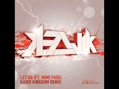 Клип Kezwik - Let Go feat. Mimi Page - Kairo Kingdom Remix