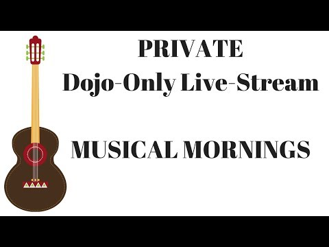 Steal this Chord Progression Pilot Episode - Dojo Only Livestream
