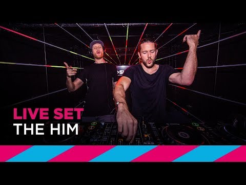 The Him (DJ-set LIVE @ ADE) | SLAM!
