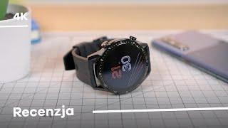 Huawei Watch GT 2 Recenzja ⌚️ | Rewelacyjna bateria i ekran!