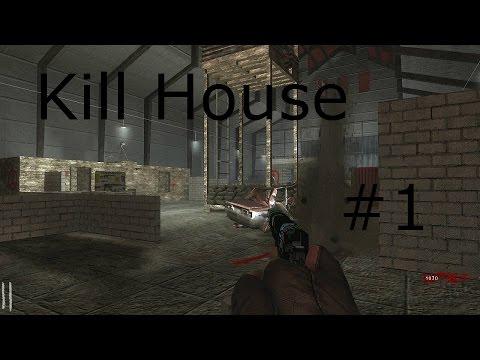 Cod WAW Custom Zombies Map #2 - Kill House (Part 1) - YouTube