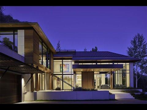 Contemporary Home with Mountain Views in Aspen, Colorado