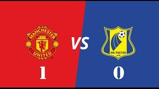 Video Highlights Europa League Manchester United vs Rostov 1-0 | Berita Terbaru download MP3, 3GP, MP4, WEBM, AVI, FLV September 2017