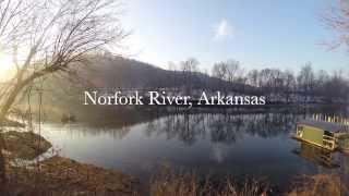 GoPro: Fly Fishing The Norfork River, Arkansas