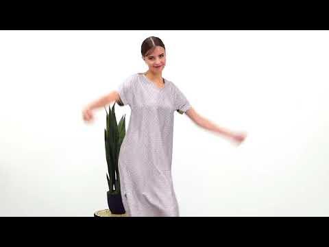 [VIDEO] – LOOKBOOK Fall 2019 – Sahar dress