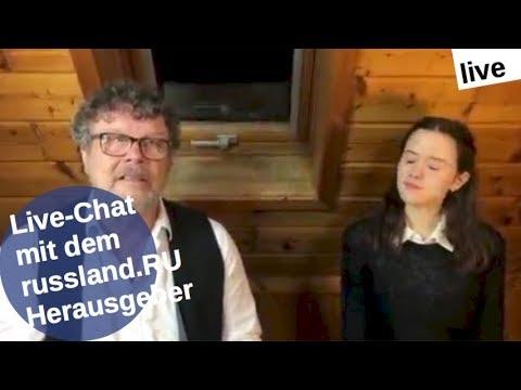 Live-Chat mit dem russland.RU-Chef