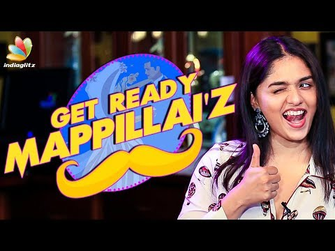 Are You Sunaina's Mappillai ? : Interview | Get Ready Mappillai'z