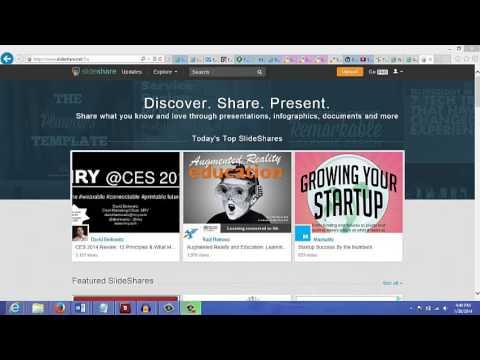 20 Top Secret Traffic- SlideShare Traffic Crash Course- slide share traffic