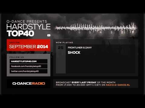 September 2014 | Q-dance presents Hardstyle Top 40