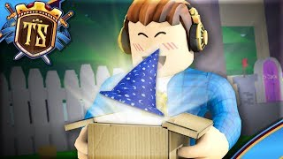 UNBOXER A LOT OF COOL STUFF! -Unboxing Simulator | Danish Roblox