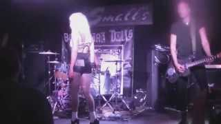 Barb Wire Dolls @ Small's 10 08 2015  SURREAL  FameRider Video Bootleg Camera 1. 1080 HD.