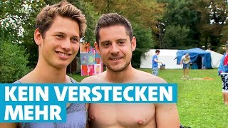 Schwules Sommercamp