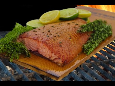 How To Cook On Cedar Grilling Planks