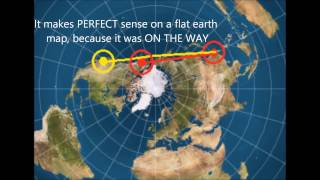 Learn the flat (circle) earth truth in 20 minutes (Part 1 of 2)