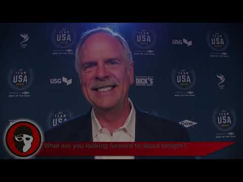 John Naber @ 2017 Team USA Awards