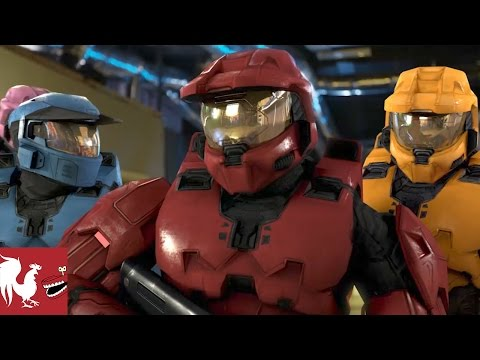 Season 14, Episode 24 - Red vs. Blue vs. Rooster Teeth | Red vs. Blue