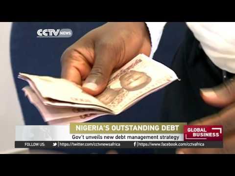 Nigeria gov't unveils new debt management strategy