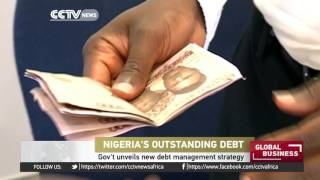 Nigeria gov't unveils new debt management strategy