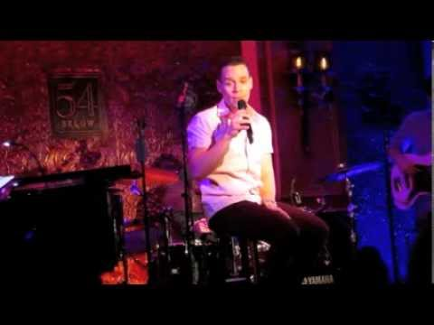 "Robin De Jesus ""Dear Diary"" By Britney Spears - Live At 54 Below"